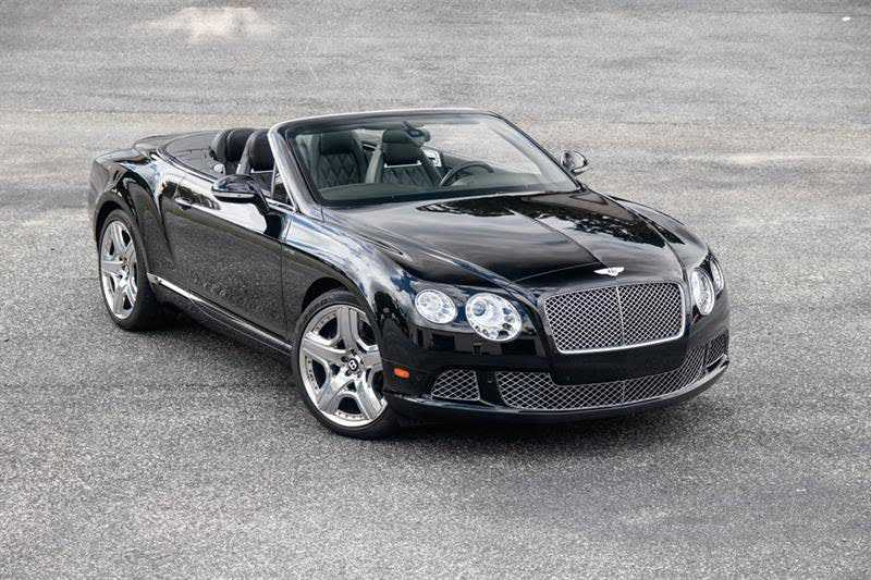 Bentley Continental 2013 $128900.00 incacar.com