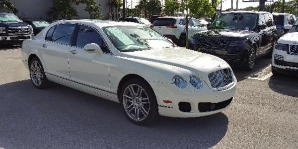 Bentley Continental 2013 $94850.00 incacar.com