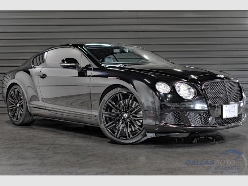 Bentley Continental 2013 $89989.00 incacar.com
