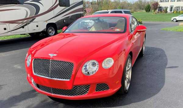 Bentley Continental 2013 $95995.00 incacar.com