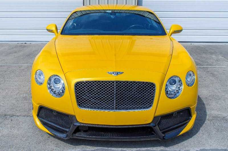 Bentley Continental 2013 $107800.00 incacar.com