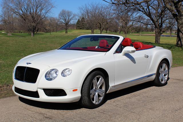 Bentley Continental 2013 $109999.00 incacar.com