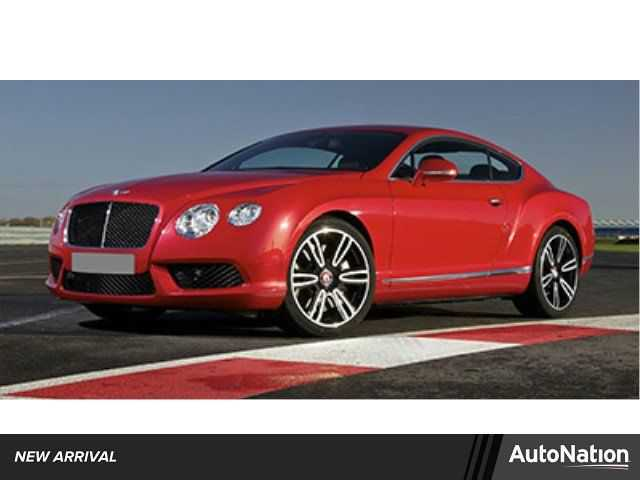 Bentley Continental 2013 $87541.00 incacar.com
