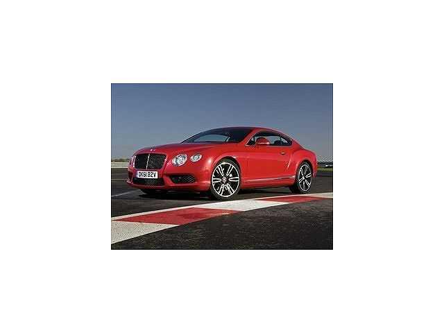 Bentley Continental 2013 $99988.00 incacar.com