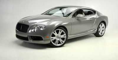 Bentley Continental 2013 $94900.00 incacar.com