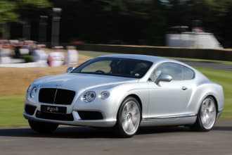 Bentley Continental 2013 $99900.00 incacar.com