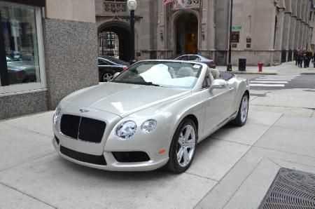 Bentley Continental 2013 $129800.00 incacar.com