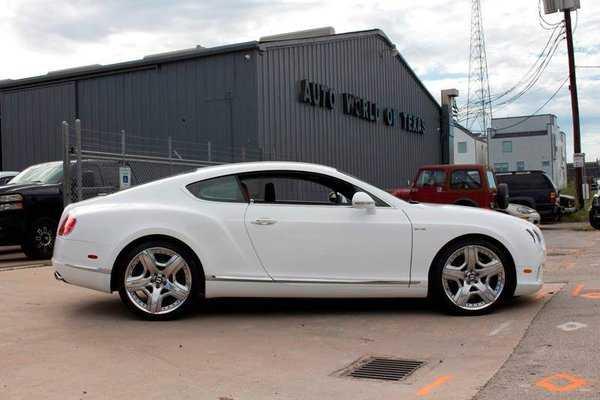 Bentley Continental 2013 $89000.00 incacar.com