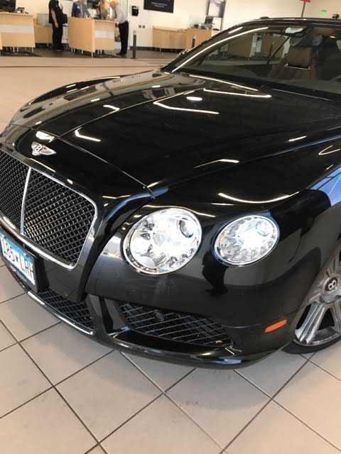 Bentley Continental 2013 $118673.00 incacar.com