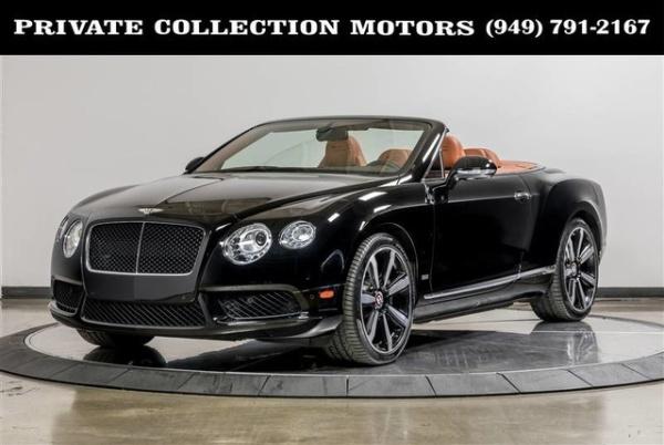 Bentley Continental 2013 $119885.00 incacar.com