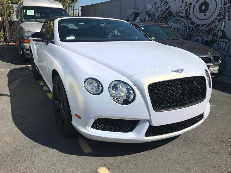Bentley Continental 2013 $102895.00 incacar.com