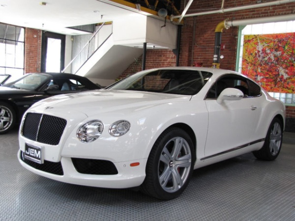 Bentley Continental 2013 $117765.00 incacar.com