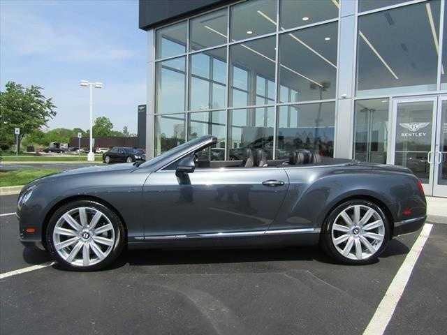 Bentley Continental 2013 $107900.00 incacar.com
