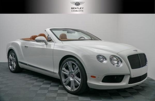 Bentley Continental 2013 $123500.00 incacar.com