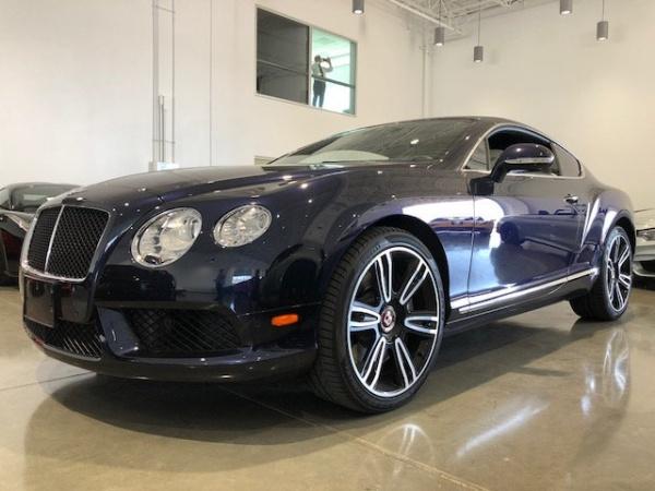 Bentley Continental 2013 $119888.00 incacar.com
