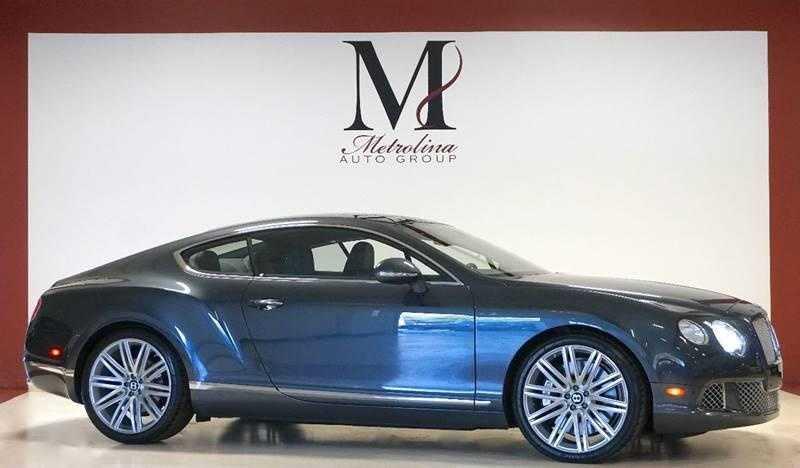 Bentley Continental 2013 $99996.00 incacar.com
