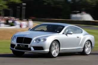 Bentley Continental 2013 $105996.00 incacar.com