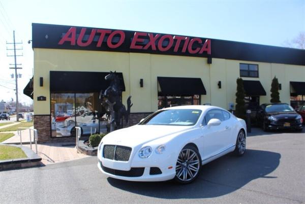 Bentley Continental 2013 $98995.00 incacar.com