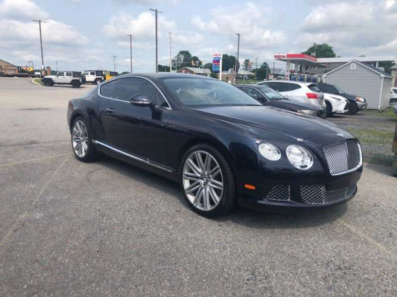 Bentley Continental 2013 $99995.00 incacar.com