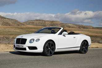 Bentley Continental 2013 $105981.00 incacar.com