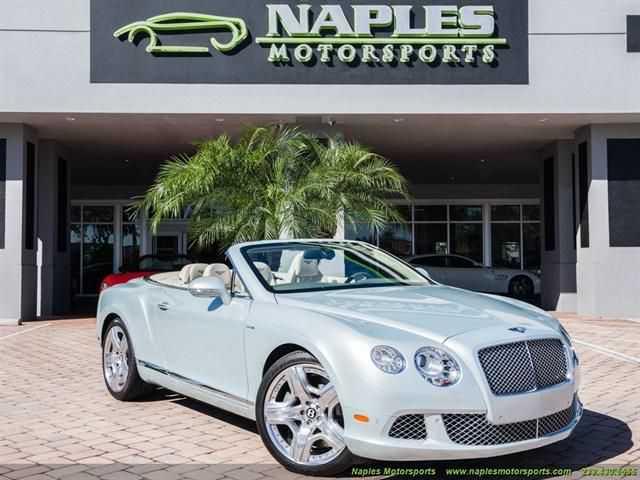 Bentley Continental 2013 $134995.00 incacar.com