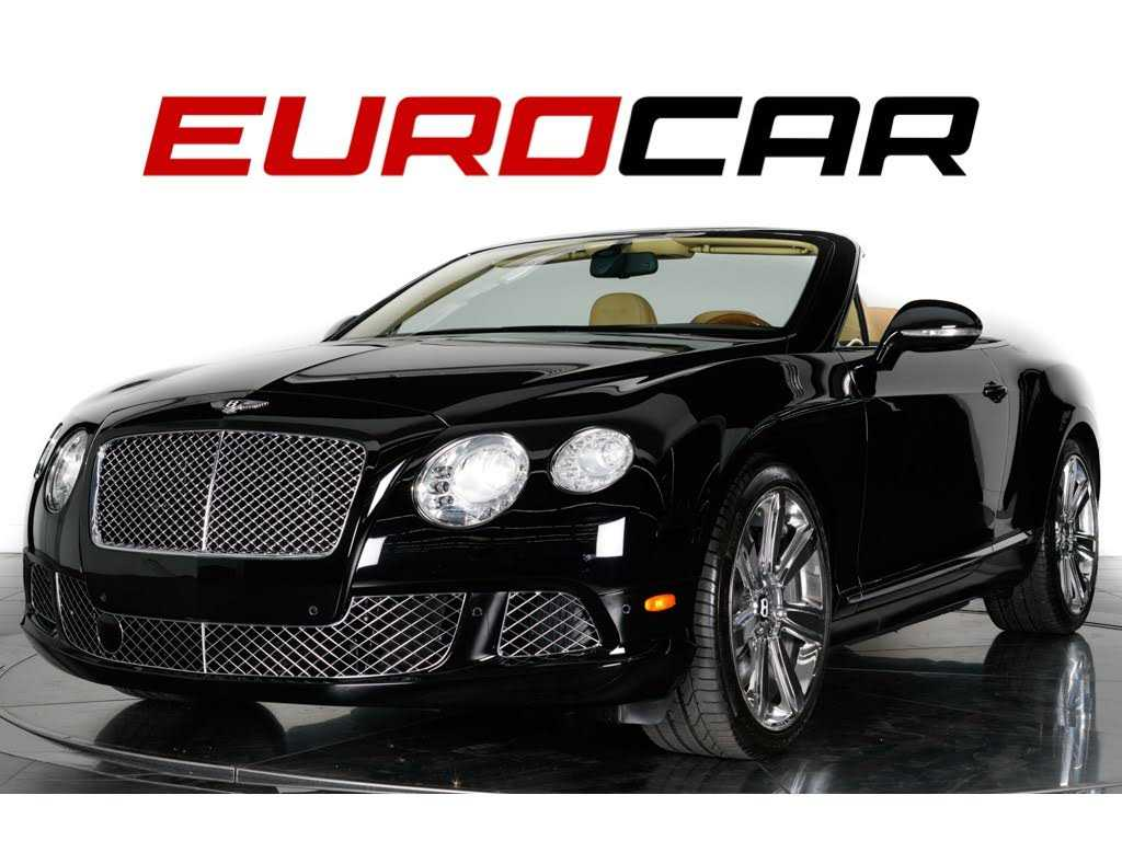 Bentley Continental 2013 $129888.00 incacar.com