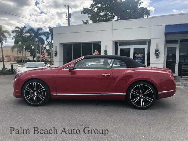 Bentley Continental 2013 $124900.00 incacar.com