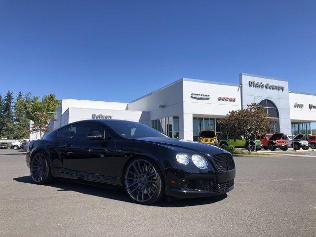 Bentley Continental 2014 $146000.00 incacar.com