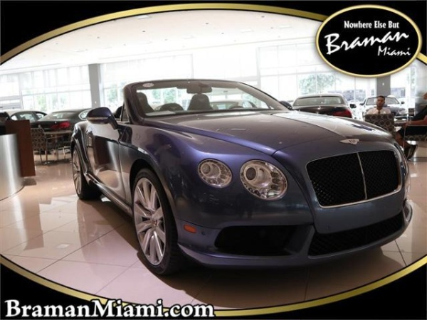 Bentley Continental 2014 $113450.00 incacar.com