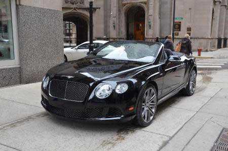 Bentley Continental 2014 $129900.00 incacar.com