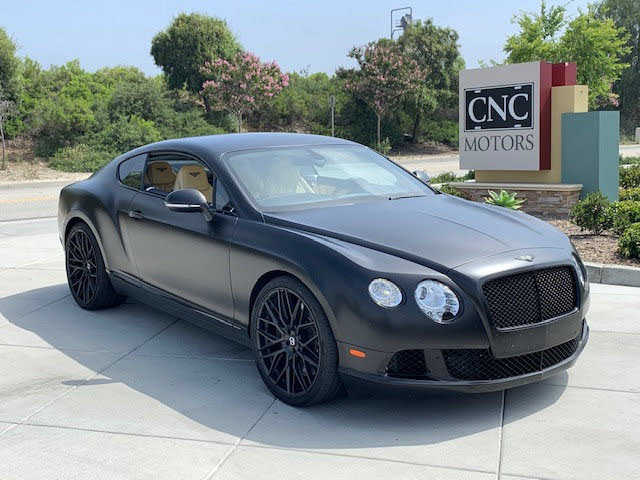 Bentley Continental 2014 $115999.00 incacar.com