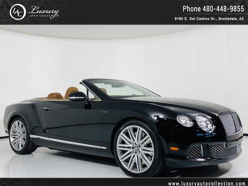 Bentley Continental 2014 $117000.00 incacar.com