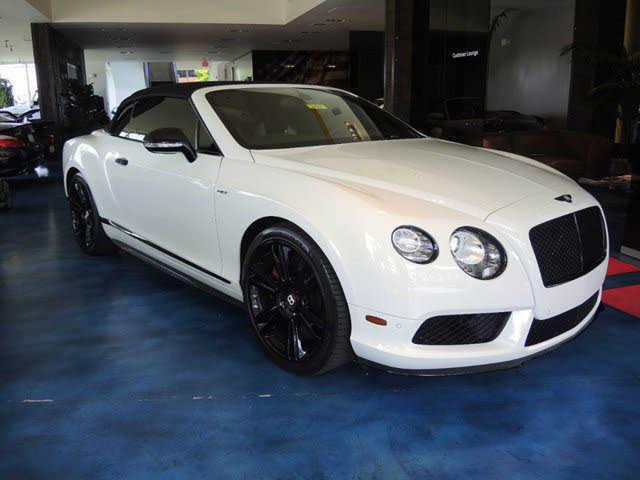 Bentley Continental 2014 $129888.00 incacar.com