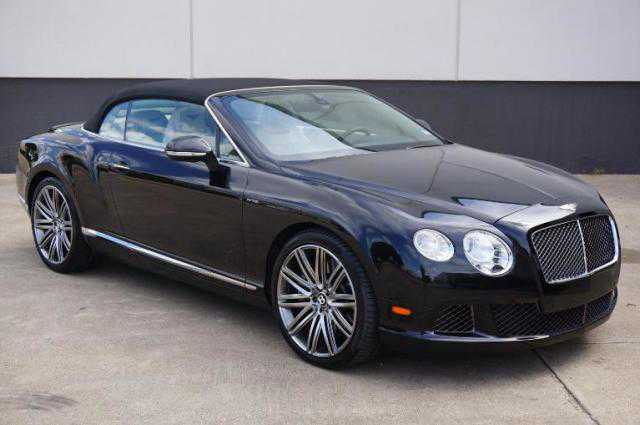 Bentley Continental 2014 $149900.00 incacar.com