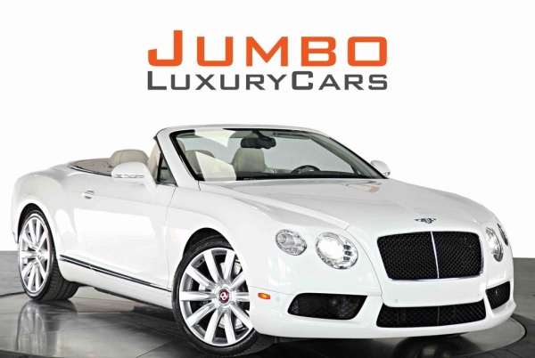 Bentley Continental 2014 $118990.00 incacar.com