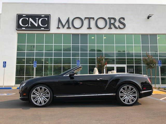 Bentley Continental 2014 $139999.00 incacar.com