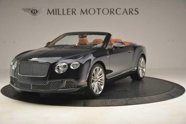 Bentley Continental 2014 $137900.00 incacar.com