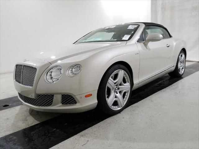 Bentley Continental 2014 $129950.00 incacar.com