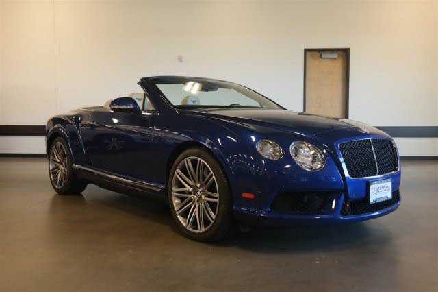 Bentley Continental 2014 $139900.00 incacar.com
