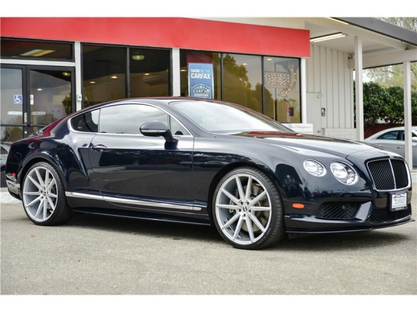 Bentley Continental 2014 $109995.00 incacar.com