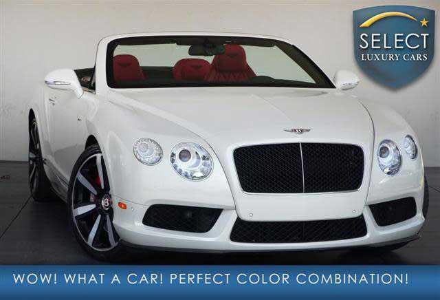 Bentley Continental 2014 $128900.00 incacar.com