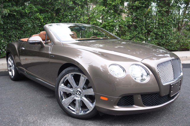 Bentley Continental 2014 $142995.00 incacar.com