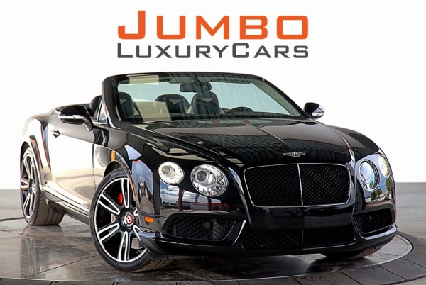 Bentley Continental 2014 $119990.00 incacar.com