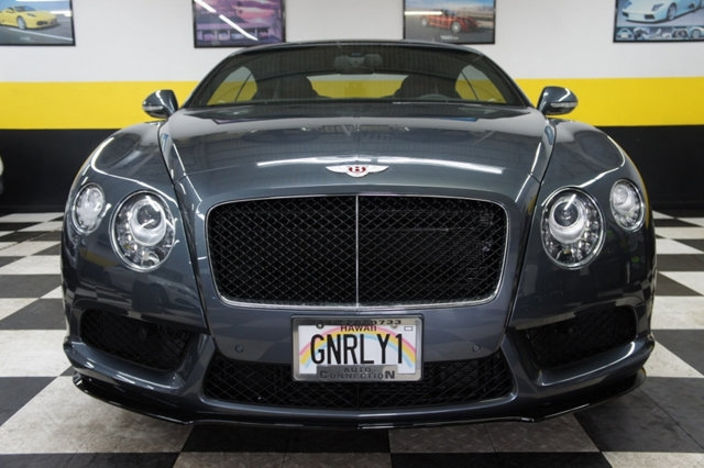 Bentley Continental 2014 $139900.00 incacar.com