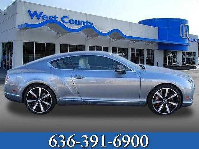 Bentley Continental 2014 $134995.00 incacar.com