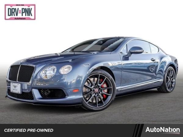 Bentley Continental 2014 $115000.00 incacar.com