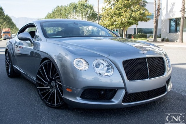 Bentley Continental 2014 $115888.00 incacar.com