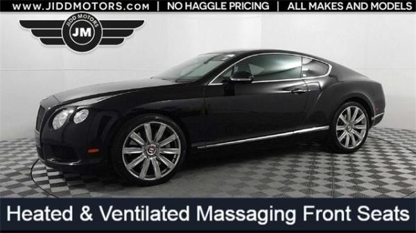 Bentley Continental 2014 $96985.00 incacar.com