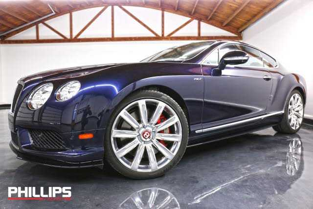 Bentley Continental 2014 $113980.00 incacar.com