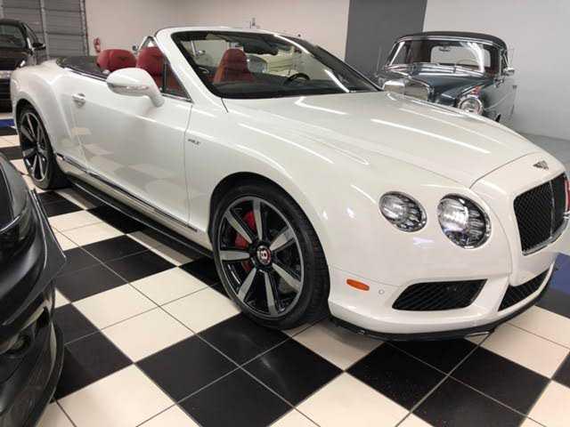 Bentley Continental 2015 $126900.00 incacar.com